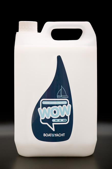 WOW™ Boat & Yacht 5 Litre Refill