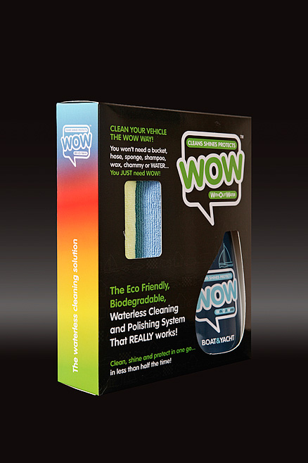 WOW™ 500ml Boat & Yacht Box Kit