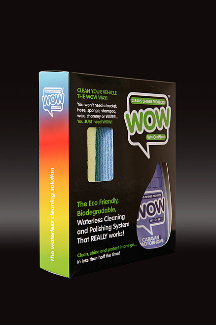 WOW™ 500ml Caravan & Motorhome Box Kit
