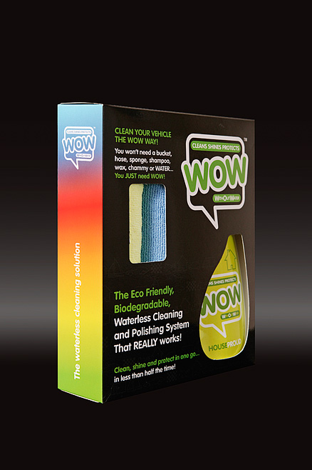 WOW™ House Proud - £10.99 + P&P