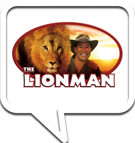 International TV's The Lionman